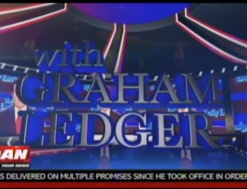 The Graham Ledger