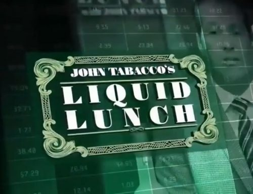 My interview on January 13, 2020 with Jon Tabbaco's Liquid Lunch on Newsmax