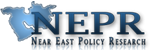 Near East Policy Research Logo