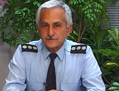 Iran's most celebrated fighter pilot Col. Behzad Mo'ezzi dies in Paris aged 83 Previous
